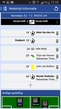 Voetbal   Club-assistent screenshot 7