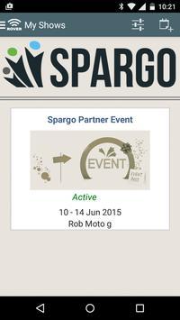 SPARGO DirectLeadRover poster