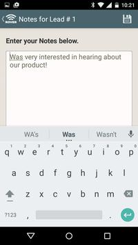 SPARGO DirectLeadRover apk screenshot