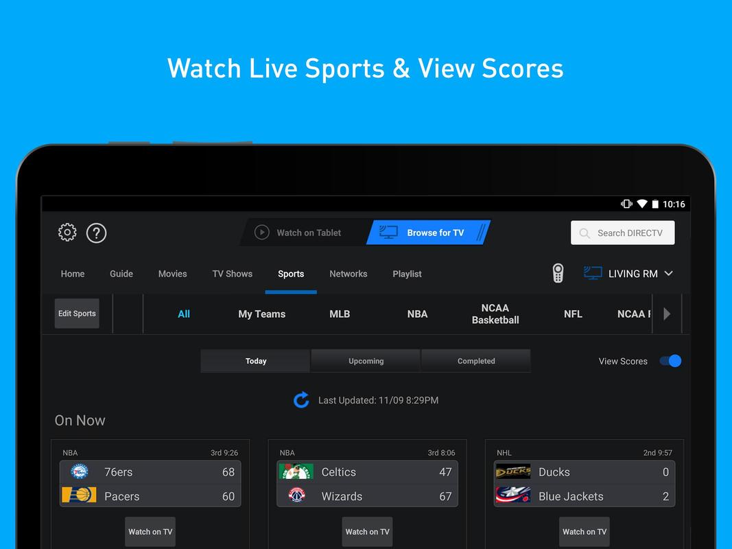 Directv For Tablets For Android Apk Download