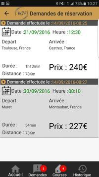 RGV_Chauffeur apk screenshot