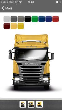 Scania apk screenshot