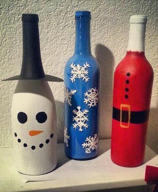 Diy Wine Bottle Craft Ideas For Android Apk Download