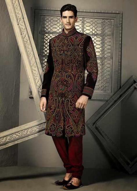 Sherwani und Salwar Designs APK-Download - Kostenlos Lifestyle APP ...