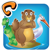 Kids Draw-Color Hygiene Story icon