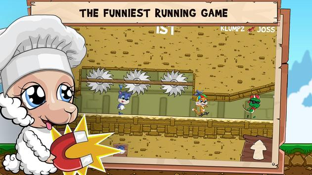 Fun Run 2 captura de pantalla 3
