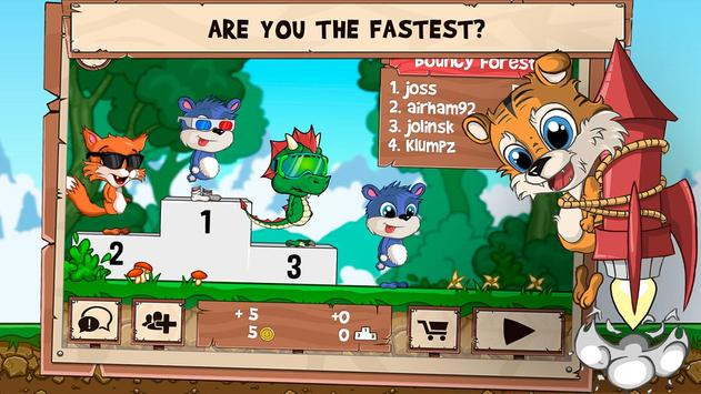Fun Run 2 captura de pantalla 4