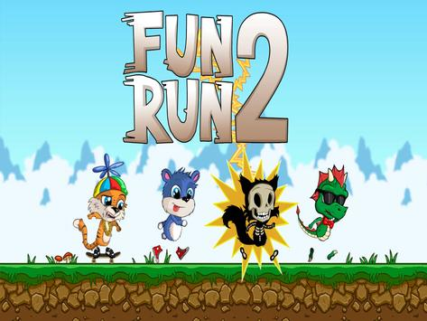 Fun Run 2 captura de pantalla 8