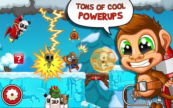 Fun Run 3: Arena - Multiplayer Running Game apk screenshot