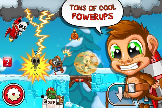 Fun Run 3 screenshot 1