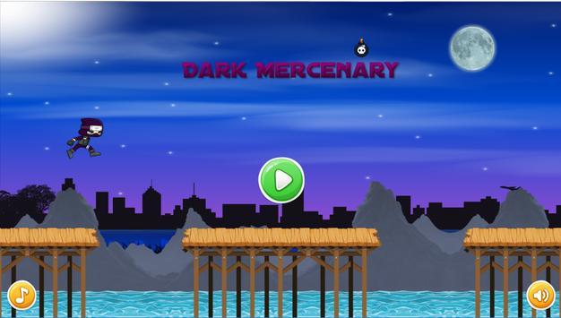 Dark Mercenary poster