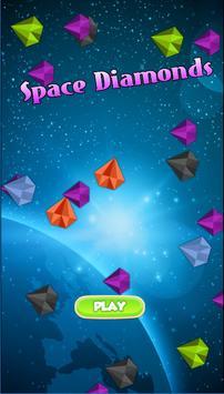 Space Diamonds poster