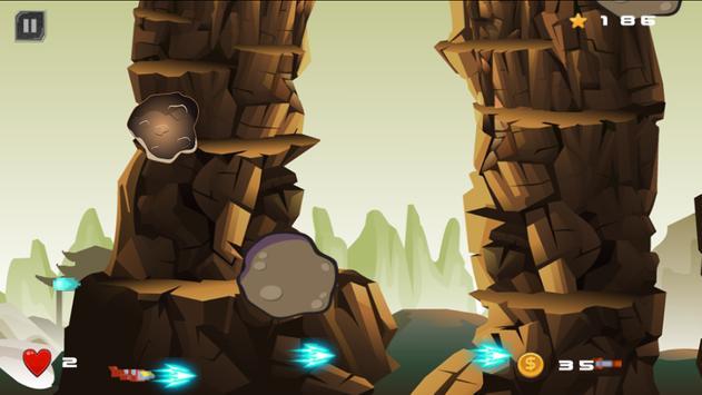Space Mountain Rush apk screenshot