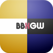 BlackBluexGoldWhite icon