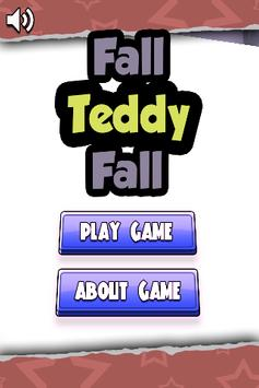 Fall Teddy Fall poster