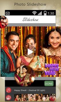 Diwali Video Maker With Music 2017 apk screenshot