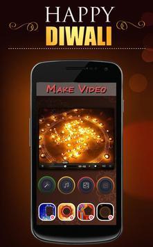 Diwali Video Movie Maker poster