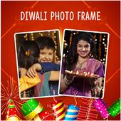 Diwali Dual Photo Frames icon
