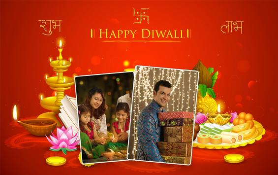 Diwali Dual Photo Frames screenshot 5