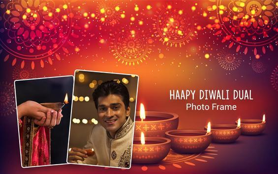 Diwali Dual Photo Frames screenshot 6