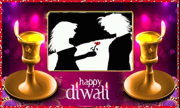 Diwali greeting photo frame apk screenshot