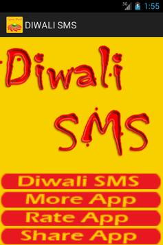 Diwali SMS apk screenshot