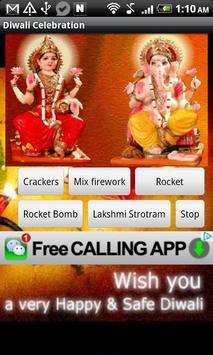 Diwali Virtual Crackers poster