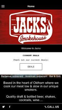 Jacks American Bar & Grill screenshot 3
