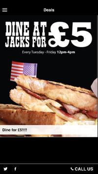 Jacks American Bar & Grill screenshot 2