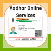 Aadharcard Online Services icon