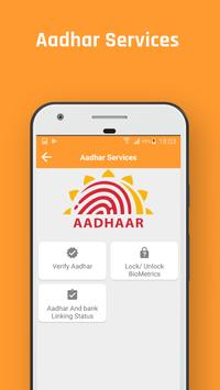 Aadharcard Online Services screenshot 4