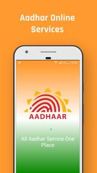 Aadharcard Online Services poster