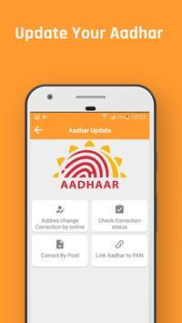 Aadharcard Online Services screenshot 3