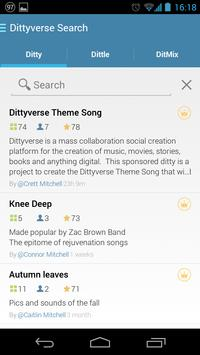 Dittyverse screenshot 4
