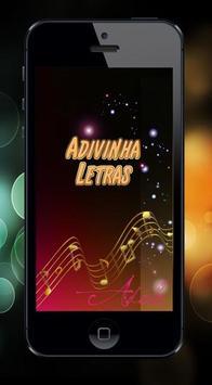 Adivinha Letras Adele poster
