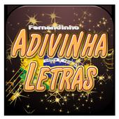 Adivinha Letras Fernandinho icon
