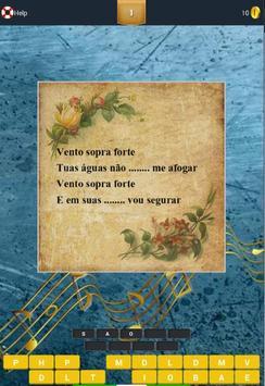 Adivinha Letras Fernandinho apk screenshot