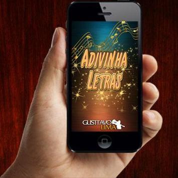 Adivinha Letras Gusttavo Lima poster