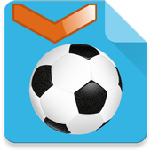 Falling Ball Colorful icon