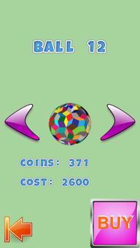 Falling Ball Colorful apk screenshot