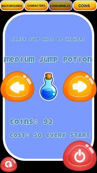 Jump all day! apk screenshot