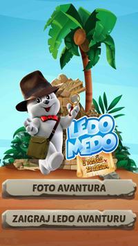 Ledo Medo poster