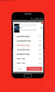 VdMate²HD Video & Music Downloader apk screenshot