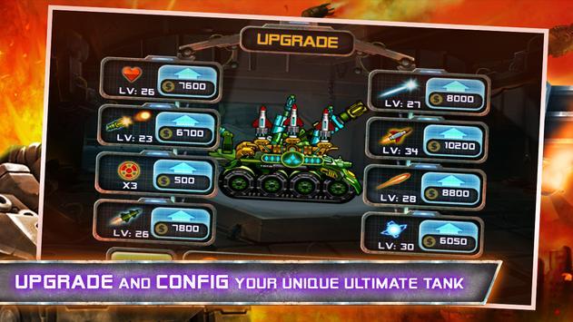 Tank Battle SD (Free, no ads) apk screenshot
