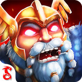 Epic Heroes Summoners - Action strategy RPG icon