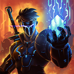 Heroes Infinity: God Warriors -Action RPG Strategy APK