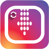 Insta Save and Repost for Instagram icon