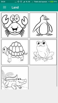 Animal Coloring Book screenshot 4