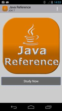 Java Reference poster