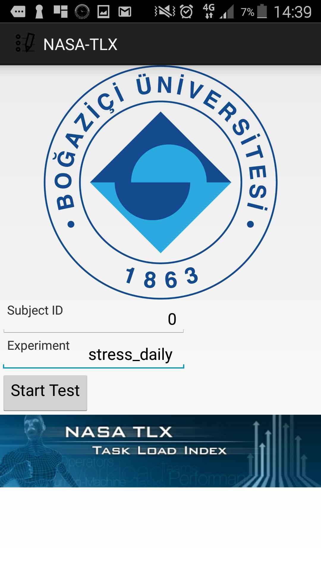 Nasa Roblox Id Nasa Tlx Questionnaire App For Android Apk Download